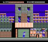 Valis: The Fantasm Soldier NES You can also walk in the opposite direction.