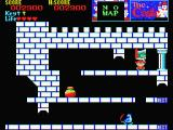 The Castle MSX Collect that map. It shows your position in the Castle.