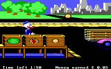 Donald Duck's Playground PC Booter Well.. catching fruits is more suited for ol' uncle Donald