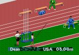 Olympic Summer Games Genesis Pole vault start