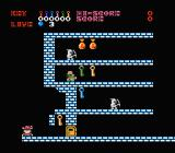Castlequest NES Game start