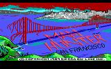 Manhunter 2: San Francisco DOS Title Screen