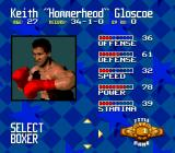 Foreman for Real Genesis Boxer statistics