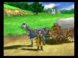 Dragon Quest VIII: Journey of the Cursed King PlayStation 2 The Hero, Yangus, Trode and the Princess, are featured briefly in the short opening movie