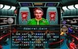 Star Trek: Judgment Rites DOS Admiral Cain evaluates your performance after each mission