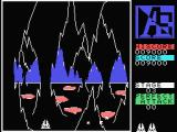 A.E. MSX The aliens suddenly appear from nowhere!