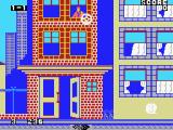 Empire City: 1931 MSX A criminal in an apartment building.