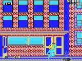 Empire City: 1931 MSX Shoot the running crook!