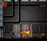 Alien³ SNES Flame thrower