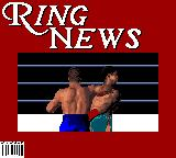 Foreman for Real Game Gear George made the headlines