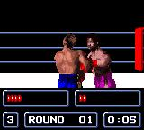 Foreman for Real Game Gear He even puts up a good fight