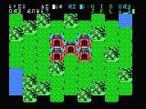 Romance of the Three Kingdoms MSX An enemy fortress?