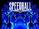 Speedball 2: Brutal Deluxe SEGA Master System Title screen