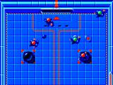 Speedball SEGA Master System The goaly passes