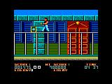 Bad Dudes Amstrad CPC From time to time, you can earn power-ups