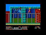 Bad Dudes Amstrad CPC An attractive blonde decides to join the army