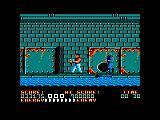 Bad Dudes Amstrad CPC Stage 3