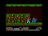 "Bad Dudes Amstrad CPC ""If you did not let that man join you, how about me?"""