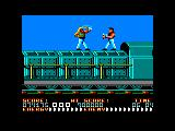Bad Dudes Amstrad CPC Boss