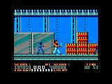 Bad Dudes Amstrad CPC Stage 7