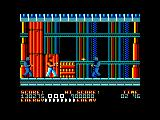 Bad Dudes Amstrad CPC A bit futuristic, this place