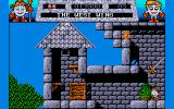 Fantasy World Dizzy Amiga Inside a castle.