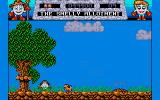 Fantasy World Dizzy Amiga The smelly allotment.
