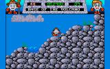 Fantasy World Dizzy Amiga Base of the volcano.