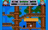 Fantasy World Dizzy Amiga Denzil's hut.