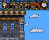 Magicland Dizzy Amiga A tower with a view.