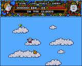 Magicland Dizzy Amiga In the clouds.