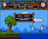 Magicland Dizzy Amiga Collect diamonds to finish the game.