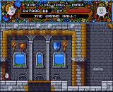 Magicland Dizzy Amiga The grand hall.