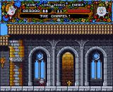 Magicland Dizzy Amiga The chapel.
