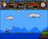 Magicland Dizzy Amiga The haunted swamp.