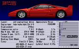 The Duel: Test Drive II Amiga Ferrari F40.