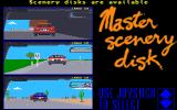 The Duel: Test Drive II Amiga Choose scenery.