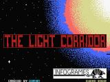 The Light Corridor MSX Loading screen