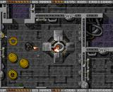 Alien Breed II: The Horror Continues Amiga Destroy eight generators to finish this level.