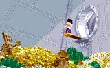 Disney's Duck Tales: The Quest for Gold Amiga Swimming in the vault.