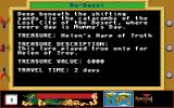 Disney's Duck Tales: The Quest for Gold Amiga Mission details.