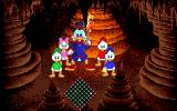 Disney's Duck Tales: The Quest for Gold Amiga You must find the big treasure.