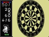 Pub Darts MSX Try to throw a double