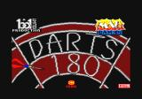 Pub Darts Amstrad CPC Loading screen