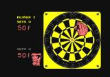Pub Darts Amstrad CPC You start at 501 points and have to reach zero points