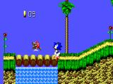 Sonic Blast SEGA Master System Look at the nice raytraced graphics