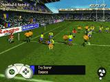 Jonah Lomu Rugby PlayStation Campese scores for Australia