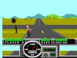 Road Rash SEGA Master System Grass valley