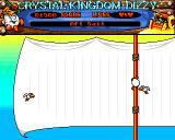 Crystal Kingdom Dizzy Amiga The mast.