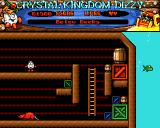 Crystal Kingdom Dizzy Amiga Below decks.